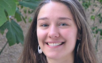 Tara Nietzold received the EAPSI grant to go to Nanyang Technological University in Singapore