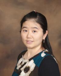 """Dr. Guangxu """"Grace"""" Ju"""